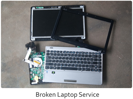 broken laptop service in madurai